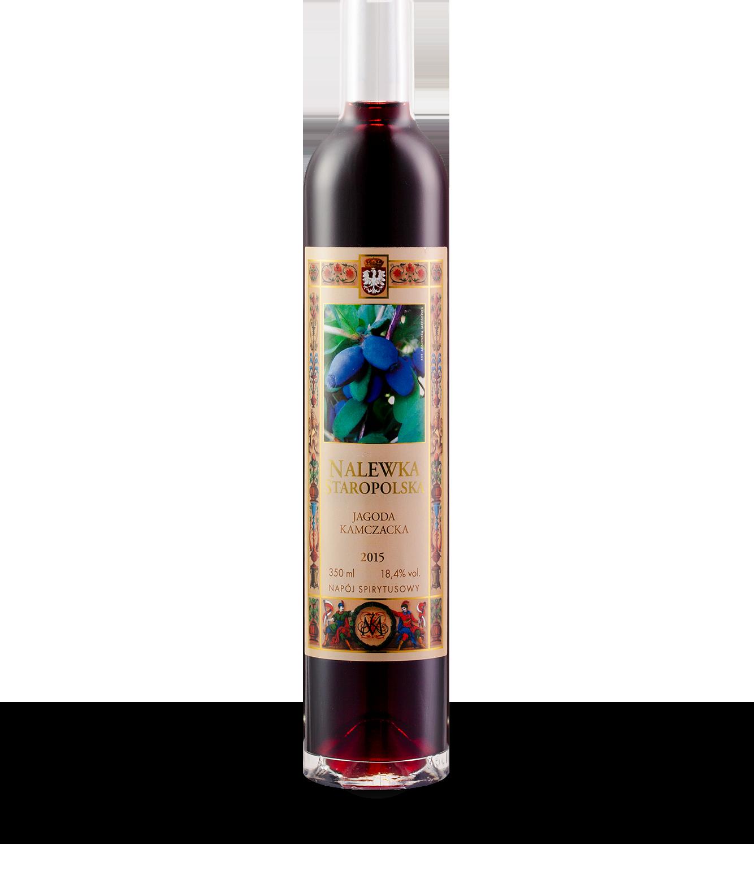 Kamchatka berry o pojemności - 350