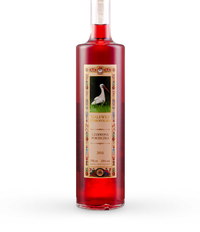 Red Currant o pojemności - 700