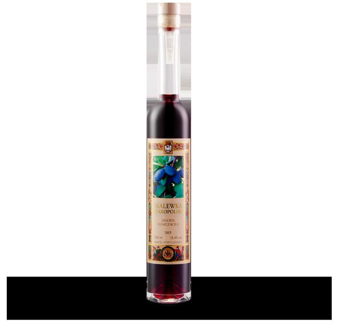 Tincture Kamchatka berry