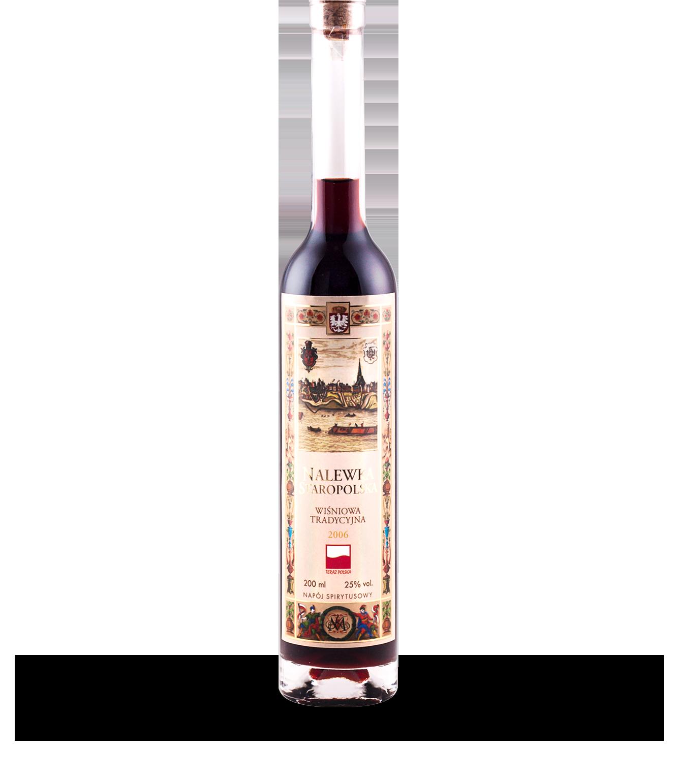 Traditional cherry o pojemności - 200