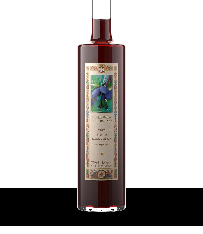 Kamchatka berry o pojemności - 700