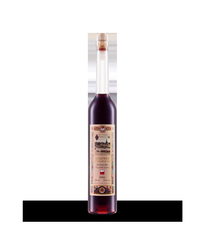 Traditional cherry o pojemności - 100