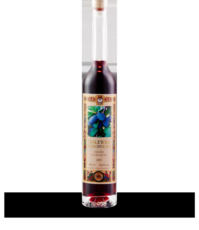 Kamchatka berry o pojemności - 200