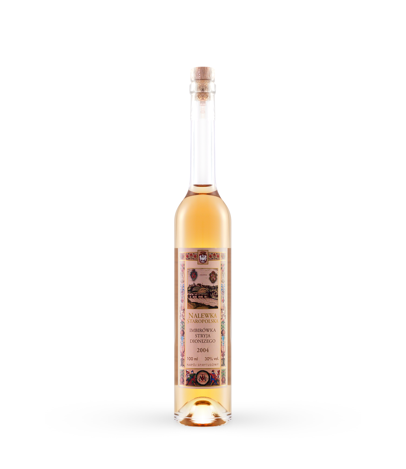Uncle Dionysius ginger tincture o pojemności - 100