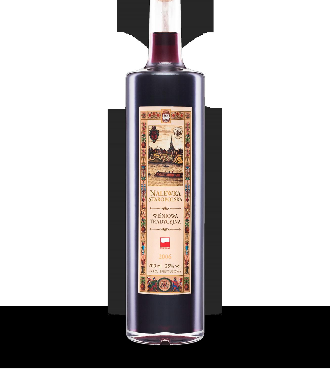 Traditional cherry o pojemności - 700