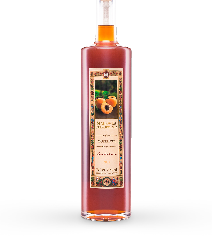 Apricot o pojemności - 700